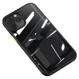 Zadní kryt, pouzdro, obal USAMS US-BH628 Janz Series Apple iPhone 12 Pro Max black