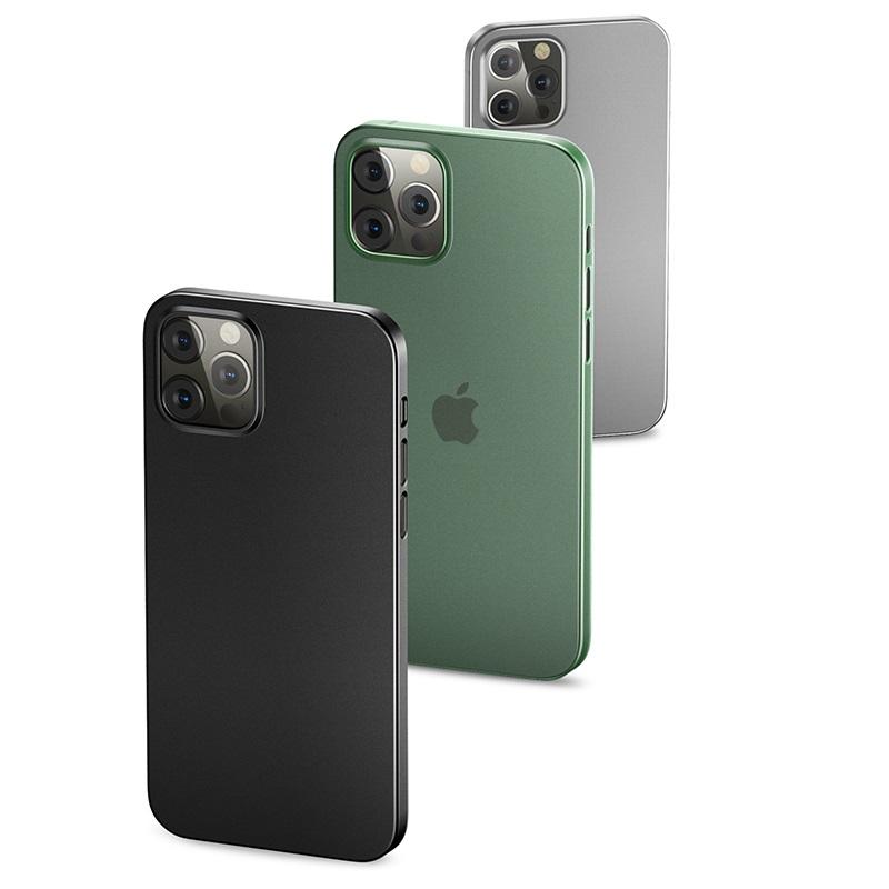 Zadní kryt, pouzdro, obal USAMS US-BH614 Gentle Series Apple iPhone 12/12 Pro white