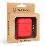 Tactical Velvet Smoothie silikonový kryt, pouzdro, obal pro Apple AirPods chilli