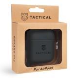 Tactical Velvet Smoothie silikonový kryt, pouzdro, obal pro Apple AirPods asphalt