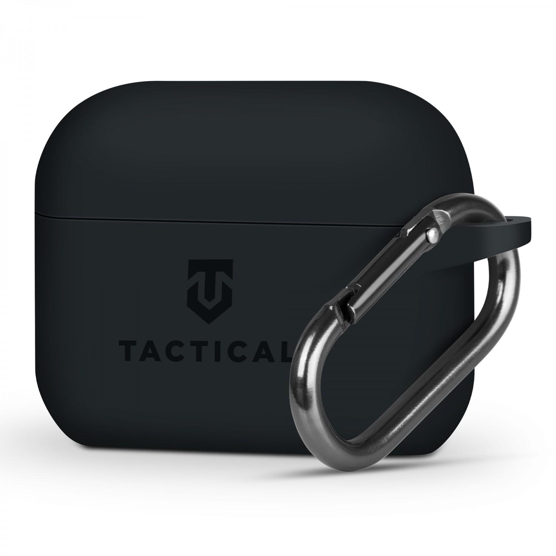 Tactical Velvet Smoothie silikonový kryt, pouzdro, obal Apple AirPods Pro asphalt
