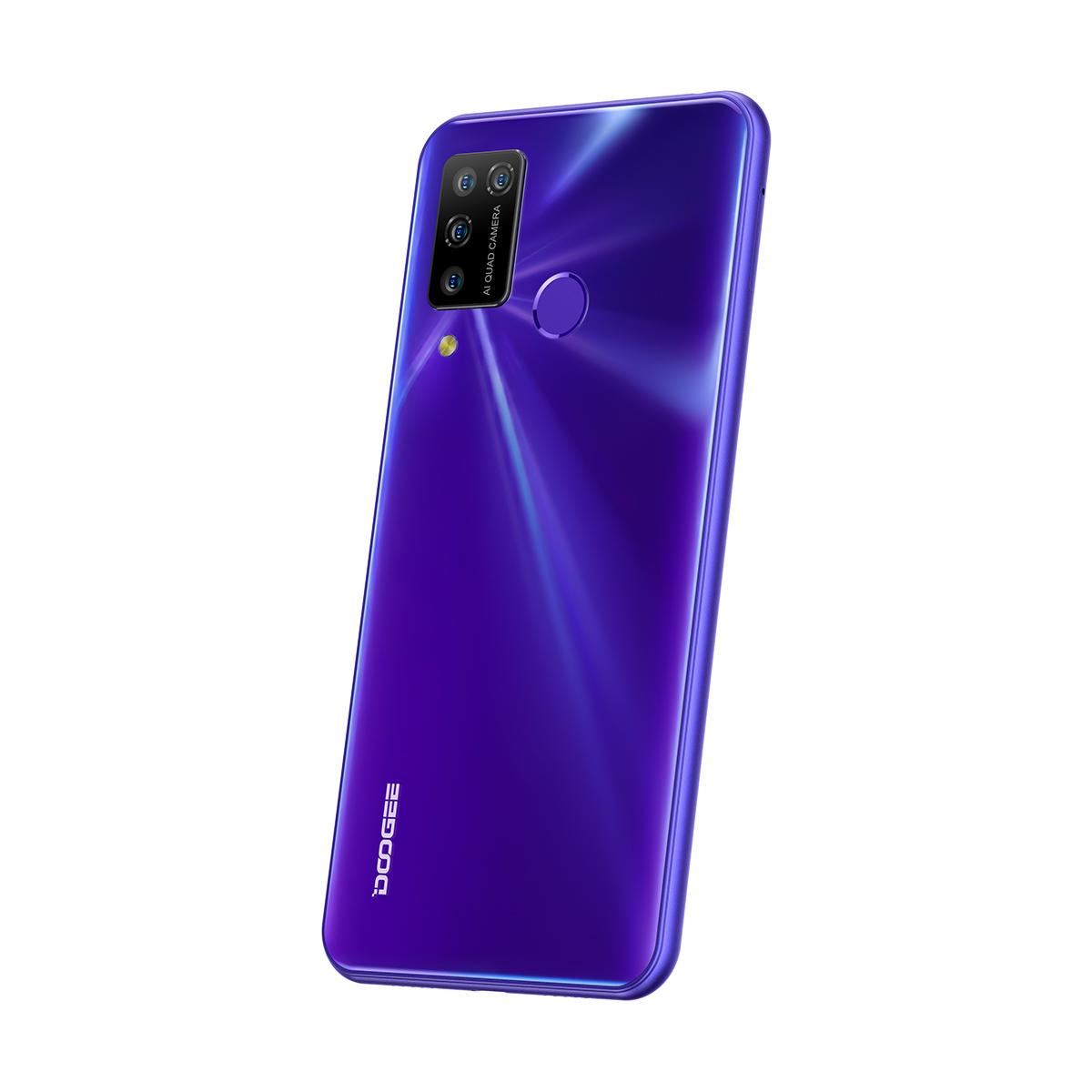 Doogee N20 PRO 6GB/128GB Streamer Purple