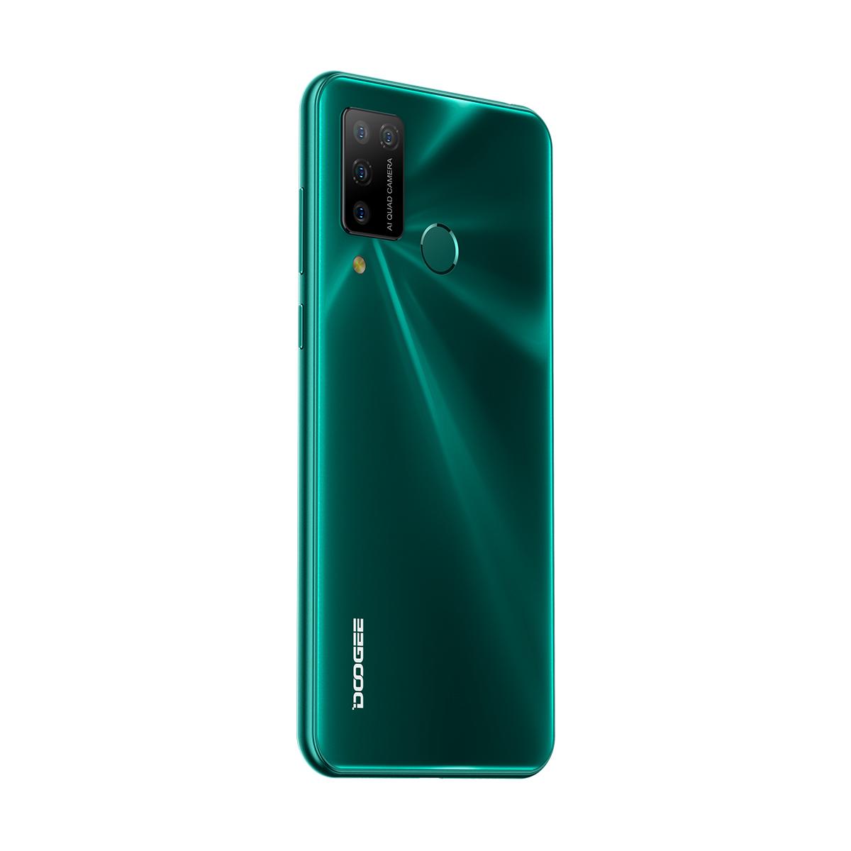 Doogee N20 Pro 6GB/128GB Fantasy Forest Green