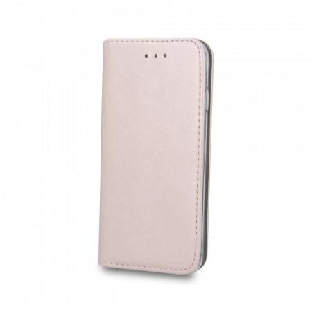 Cu-be Platinum flipové pouzdro, obal, kryt Samsung Galaxy A41 rose gold