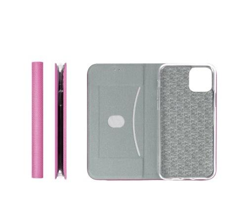 Flipové pouzdro SENSITIVE pro Samsung Galaxy A42 5G, růžová