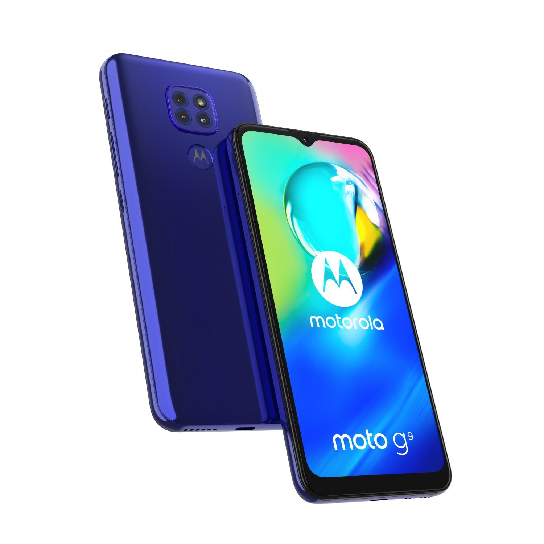 Motorola Moto G9 Play 4GB/64GB Sapphire Blue