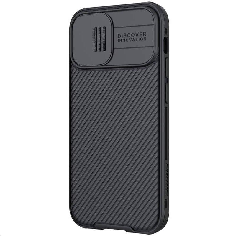 Zadní kryt Nillkin CamShield Pro Magnetic pro Apple iPhone 12 mini, černá