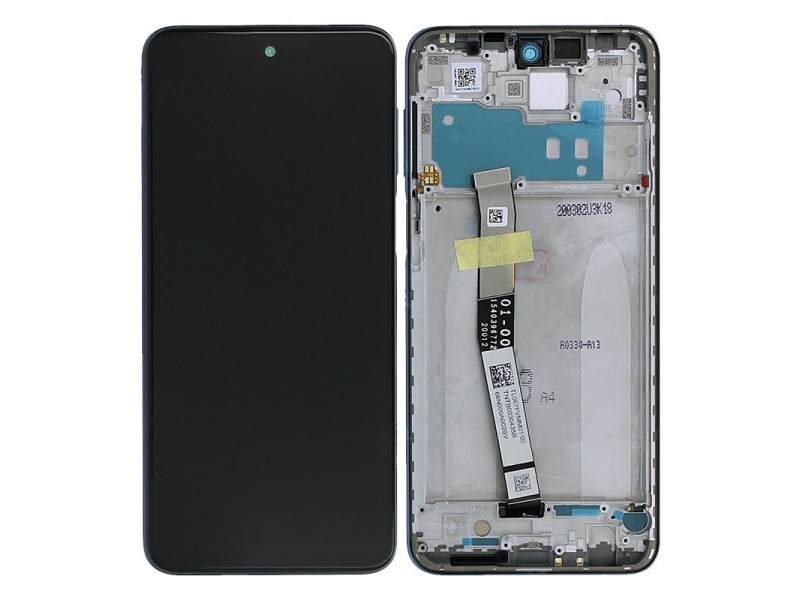Xiaomi Redmi Note 9S LCD + Touch + Frame Interstellar Gray (Service Pack)