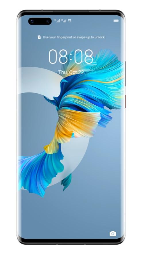 Huawei Mate 40 Pro 8GB/256GB Mystic Silver
