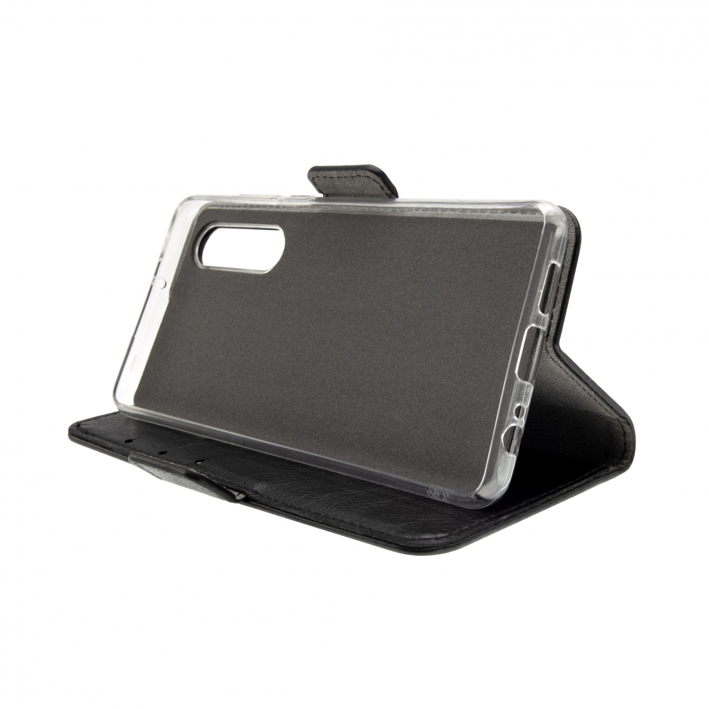 Flipové puzdro FIXED Opus New Edition pre Samsung Galaxy S21 +, black