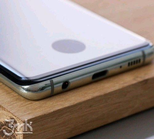 Tvrdené sklo 3 mastných kyselín HardGlass MAX pre Samsung Galaxy S21 +