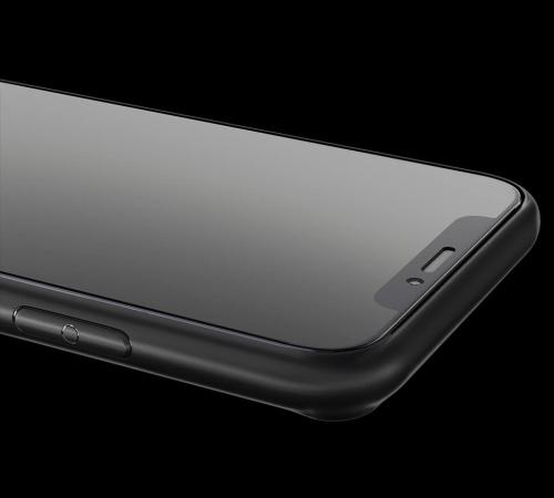 Ochranný kryt 3 mastných kyselín All-Safe Satin Armor pre Samsung Galaxy S21 +, transparentné
