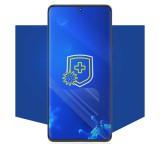 Ochranná antimikrobiálne 3 mastných kyselín fólia Silver Protection + pre Samsung Galaxy S21 Ultra