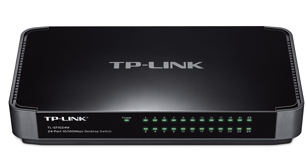 TP-Link TL-SF1024M 24x 10/100Mbps Switch