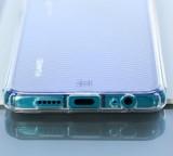 Kryt ochranný 3 mastných kyselín All-Safe Armor Case pre Samsung Galaxy S21 +, číra