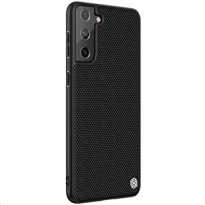 Zadný kryt Nillkin Textured Hard Case pre Samsung Galaxy S21 +, black