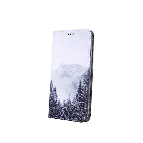 Flipové pouzdro Smart Trendy pro Xiaomi Redmi 9A/9C/9AT/9I motiv les a hory