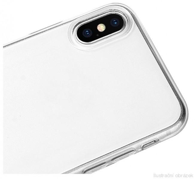 Silikónové puzdro TRANSPARENT ALIGATOR pre Samsung Galaxy S20FE