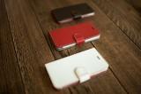 Flipové puzdro FIXED FIT pre Xiaomi Redmi 9, červená