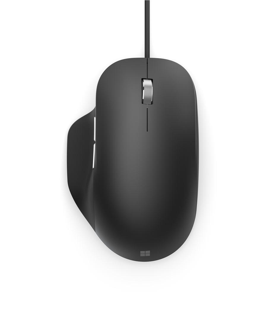 Ergonomická myš Microsoft RJG-00006, černá