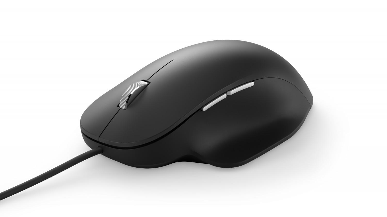 Microsoft Ergonomic Mouse, černá