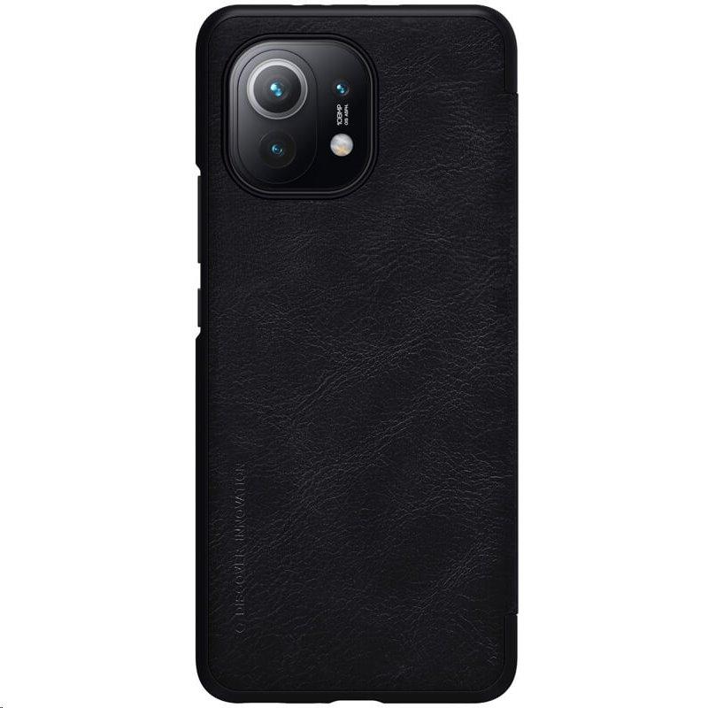 Nillkin Qin flipové pouzdro pro Xiaomi Mi 11, black