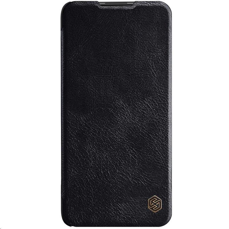 Nillkin Qin flipové pouzdro pro Xiaomi Redmi Note 9T, černá