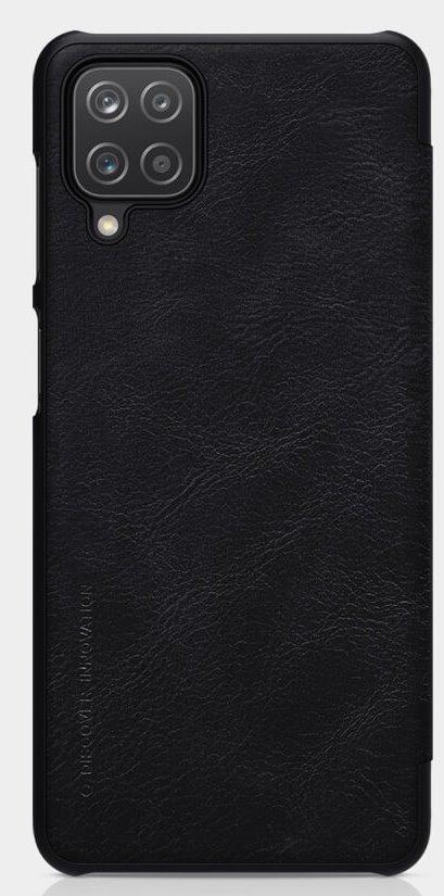 Nillkin Qin flipové pouzdro pro Samsung Galaxy A12, black