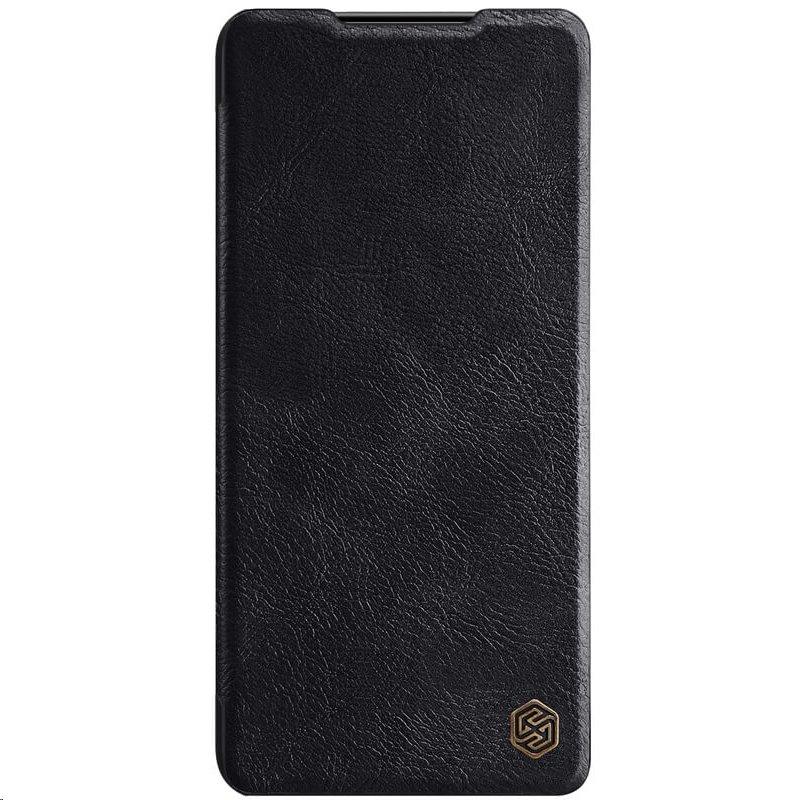 Nillkin Qin flipové pouzdro pro Samsung Galaxy S21 Plus, black