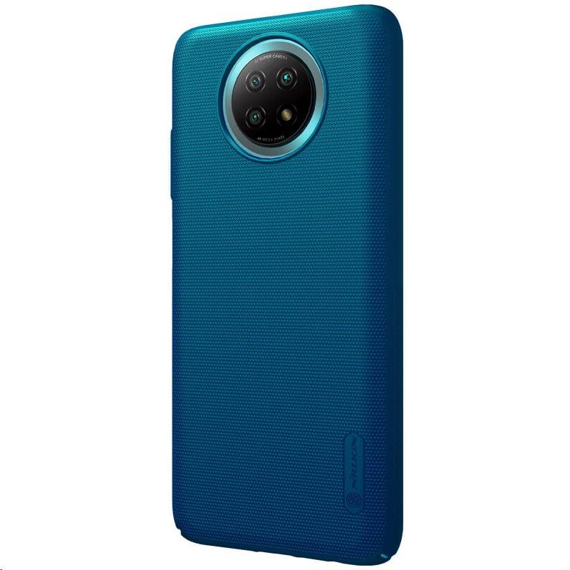 Zadní kryt Nillkin Super Frosted pro Xiaomi Redmi Note 9T, modrá