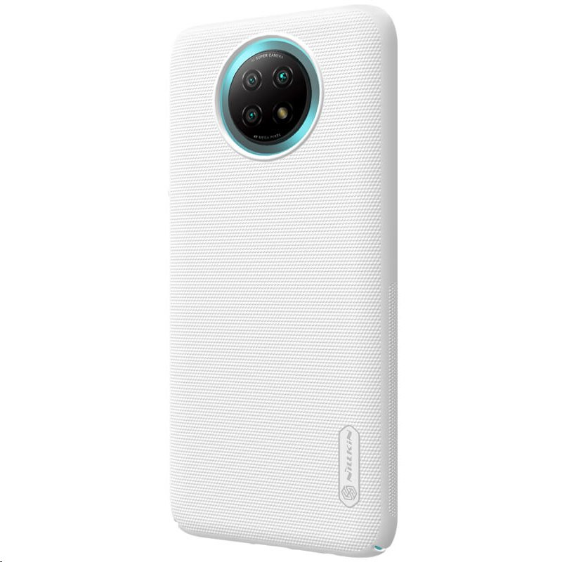 Zadní kryt Nillkin Super Frosted pro Xiaomi Redmi Note 9T, bílá