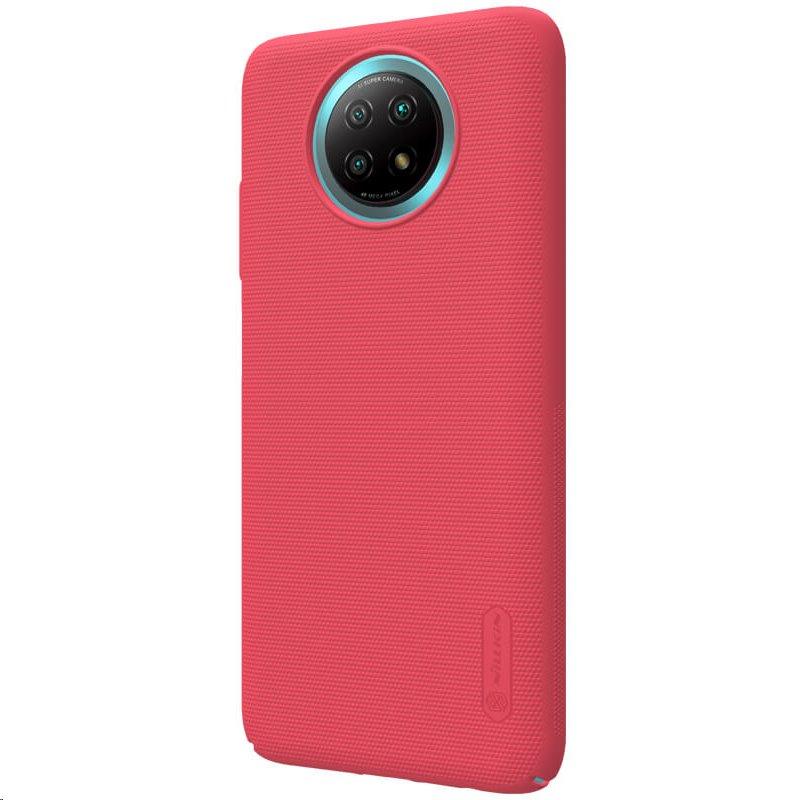 Zadní kryt Nillkin Super Frosted pro Xiaomi Redmi Note 9T, červená