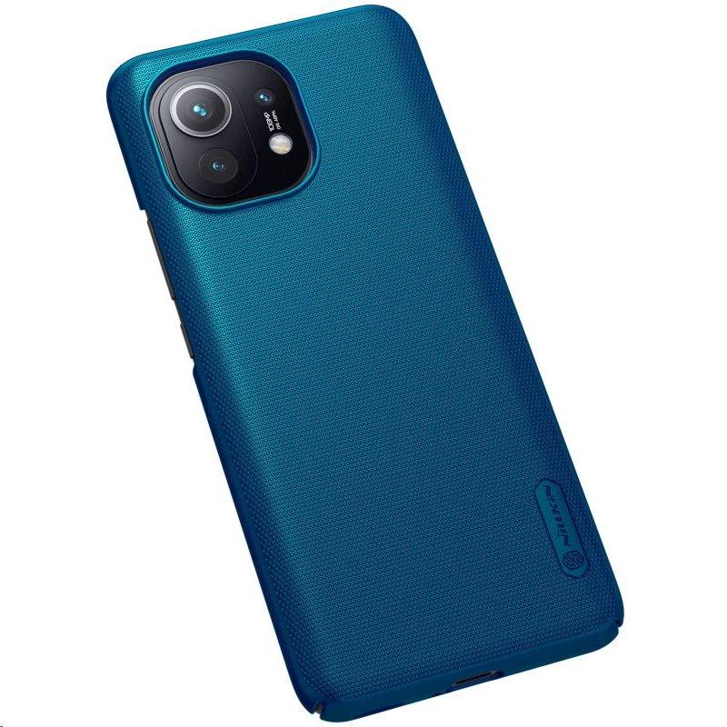 Zadní kryt Nillkin Super Frosted pro Xiaomi Mi 11, modrá
