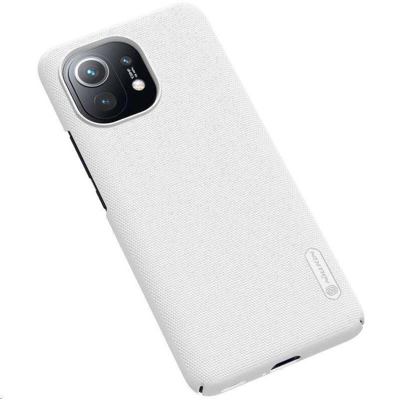 Zadní kryt Nillkin Super Frosted pro Xiaomi Mi 11, bílá