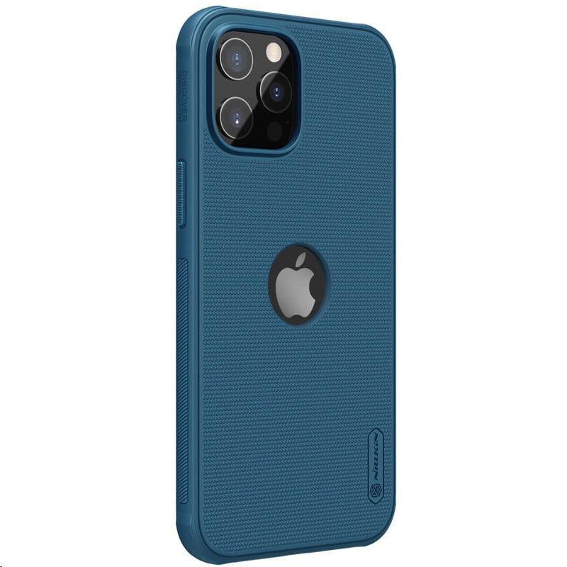 Zadní kryt Nillkin Super Frosted PRO Magnetic pro Apple iPhone 12 Pro Max, modrá