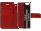 Molan Cano Issue Book Samsung Galaxy A02s, Red