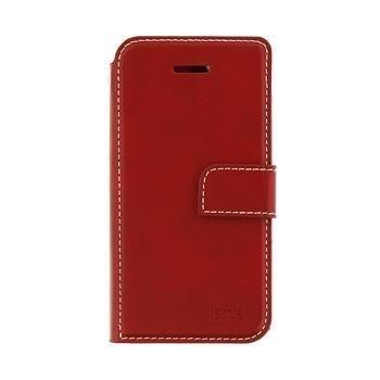 Flipové pouzdro Molan Cano Issue pro Samsung Galaxy A02s, červená
