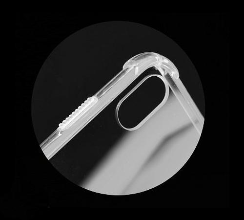 Kryt ochranný Roar Armor Gel pro Samsung Galaxy S21 Plus, transparentní
