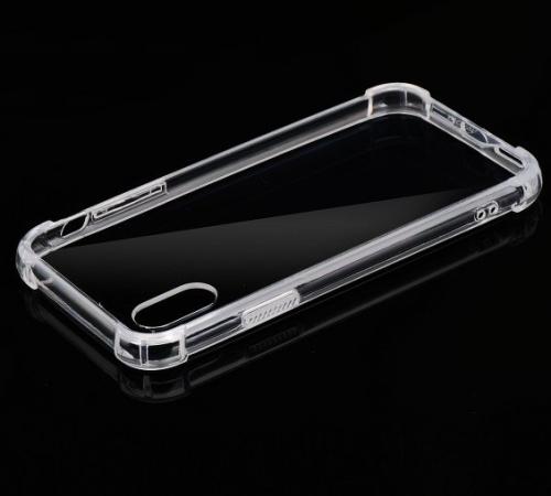 Kryt ochranný Roar Armor Gel pro Samsung Galaxy A12, transparentní