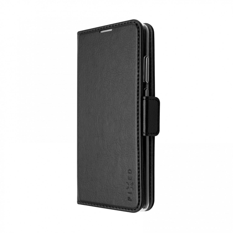 FIXED Opus New Edition flipové pouzdro pro Realme 7 5G, černá