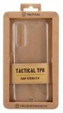 Tactical silikonové pouzdro pro Realme 7i, transparentní