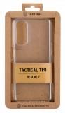 Tactical silikonové pouzdro pro Realme 7, transparentní