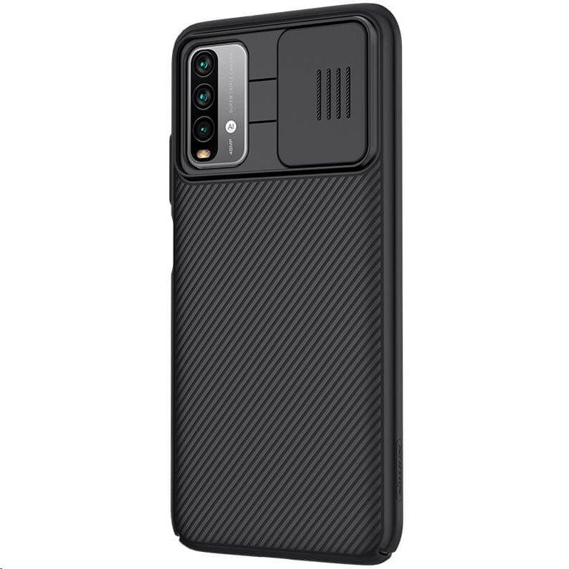 Zadní kryt Nillkin CamShield pro Xiaomi Redmi 9T, černá