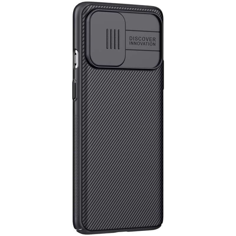 Nillkin CamShield Zadní Kryt pro OnePlus 8T Black