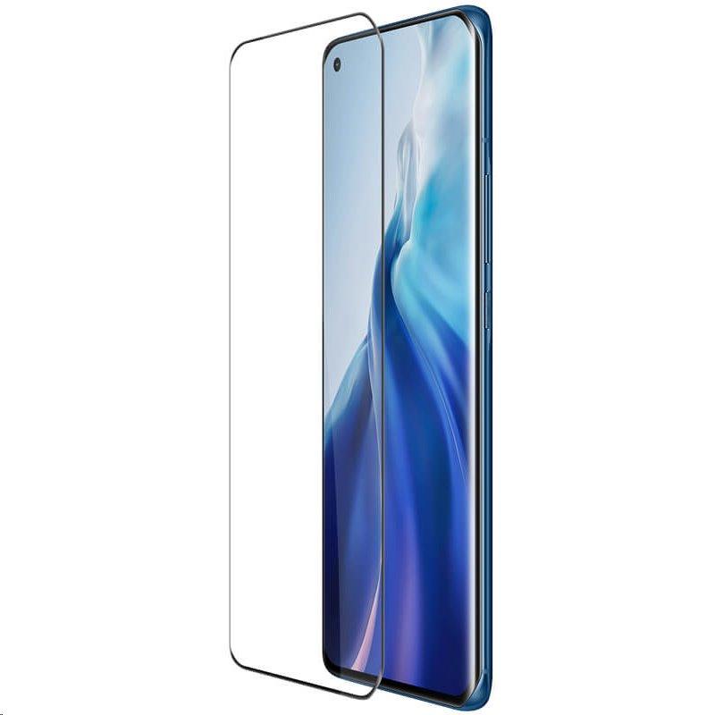 Tvrzené sklo Nillkin 3D CP+ MAX pro Xiaomi Mi 11, černá