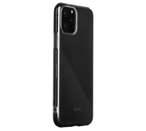 Kryt ochranný Roar pro Samsung Galaxy S21 Ultra, transparentní