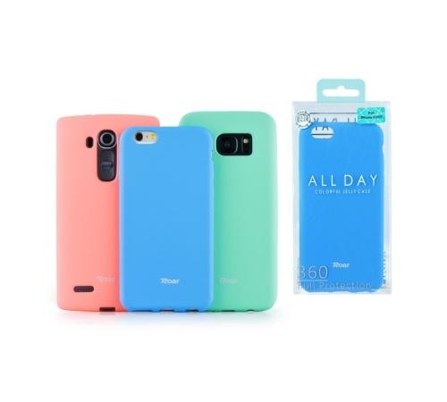 Ochranný kryt Roar Colorful Jelly pro Samsung Galaxy A42 5G, fialová
