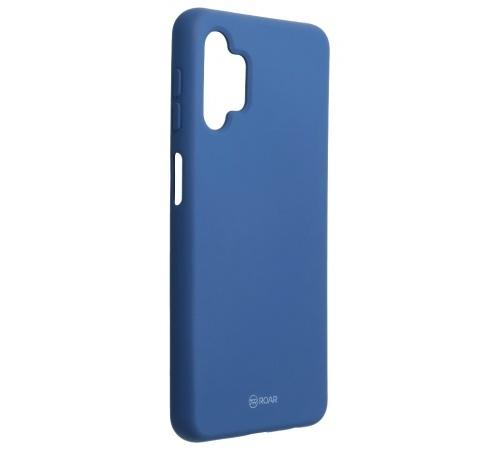 Ochranný kryt Roar Colorful Jelly pro Samsung Galaxy A32 5G, tmavě modrá