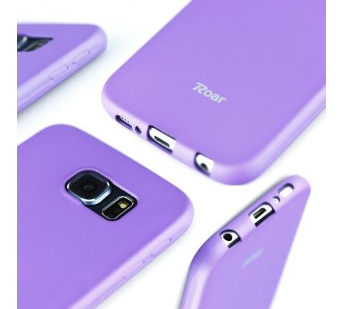Ochranný kryt Roar Colorful Jelly pro Samsung Galaxy A32 5G, fialová