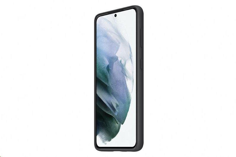 Silikonové pouzdro Samsung EF-PA725TBE pro Samsung Galaxy A72, černá